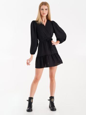 Dress with frills Dress with frills Rinascimento