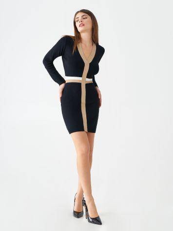 Short knit dress Short knit dress Rinascimento