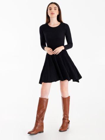 Knit flessage dress Knit flessage dress Rinascimento