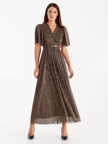 Long lurex dress  Long lurex dress  Rinascimento