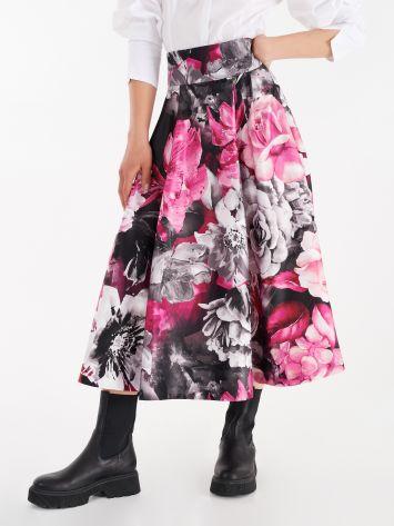 Full midi skirt Full midi skirt Rinascimento