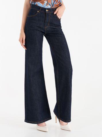 Jeans Flared Jeans Flared Rinascimento