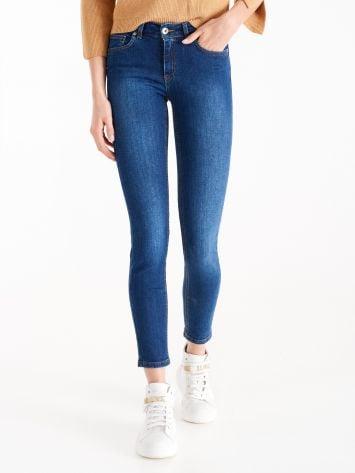 Jeans Skinny High Waist Jeans Skinny High Waist Rinascimento