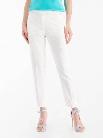 Technical fabric trousers Technical fabric trousers Rinascimento