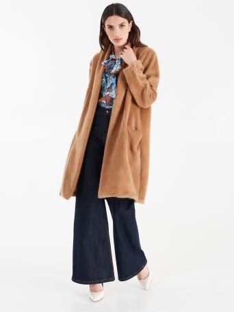 Camel colour coat