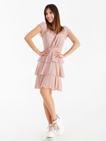 Ruffled dress Ruffled dress Rinascimento