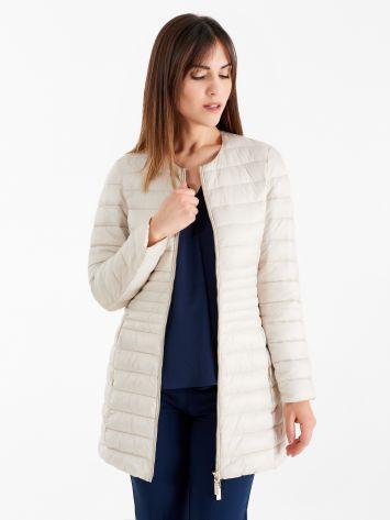 Long puffer jacket Long puffer jacket Rinascimento