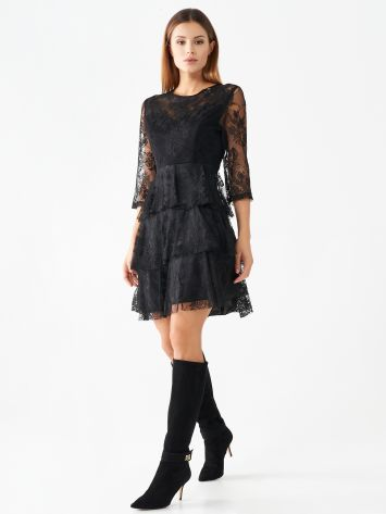 Short lace dress Short lace dress Rinascimento