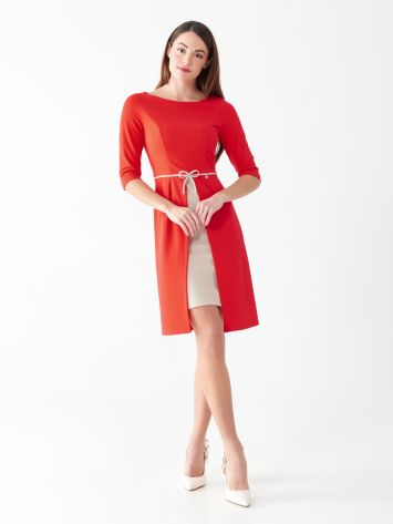 Two-tone dress Two-tone dress Rinascimento