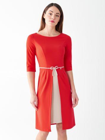 Two-tone dress Two-tone dress Rinascimento