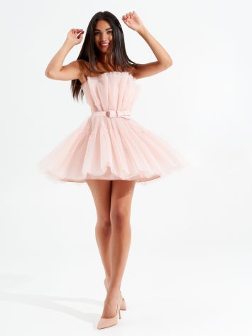 Short tulle dress Short tulle dress Rinascimento