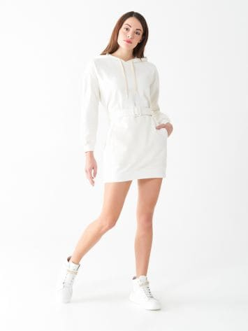 Short sweatshirt dress Short sweatshirt dress Rinascimento