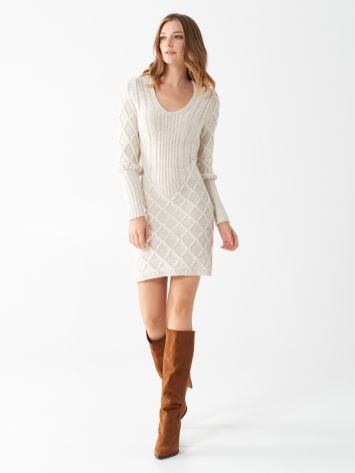 Knitted dress Knitted dress Rinascimento