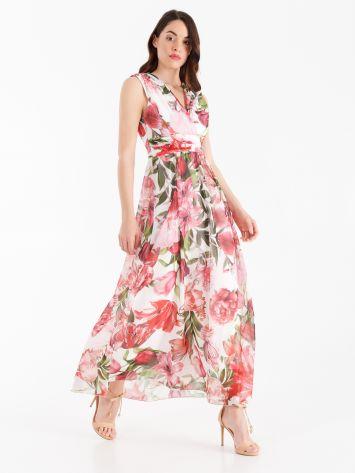 Long floral dress Long floral dress Rinascimento