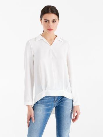 Asymmetrical blouse Asymmetrical blouse Rinascimento