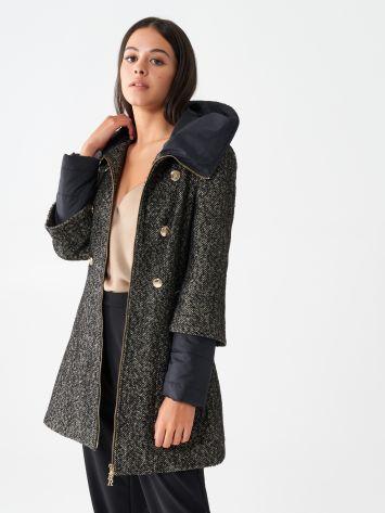 Puffer coat Puffer coat Rinascimento