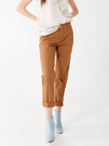Cotton trousers Cotton trousers Rinascimento