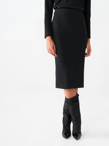 Pencil skirt in viscose Pencil skirt in viscose Rinascimento