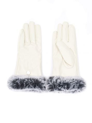 Gloves with fur Gloves with fur Rinascimento