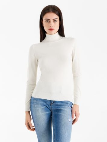 Basic turtleneck top Basic turtleneck top Rinascimento