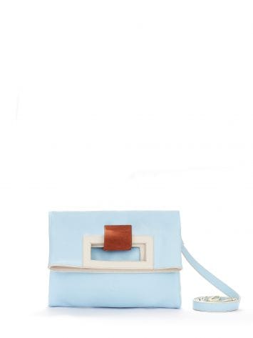 Small two-tone handbag Small two-tone handbag Rinascimento