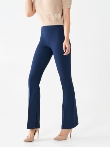 Flared suit trousers Flared suit trousers Rinascimento