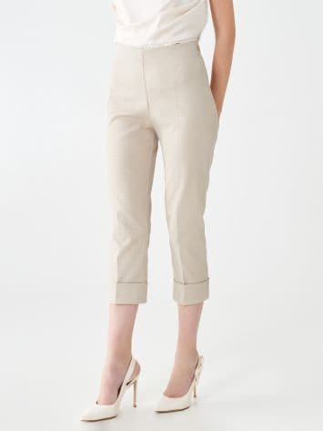 Cropped trousers Cropped trousers Rinascimento