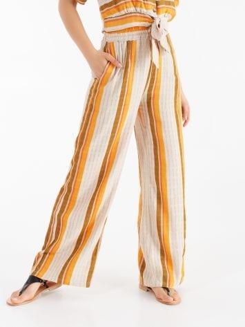 Linen trousers Linen trousers Rinascimento