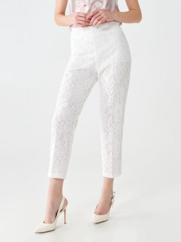 Lace trousers Lace trousers Rinascimento