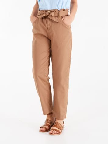"""Caramella"" cotton trousers ""Caramella"" cotton trousers Rinascimento"