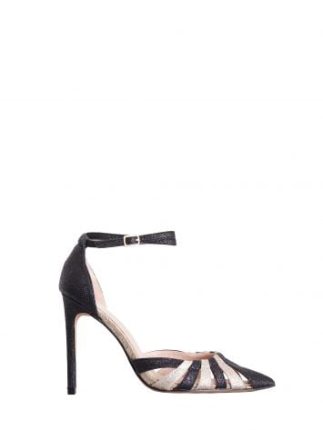 Two-tone high-heel sandals Two-tone high-heel sandals Rinascimento