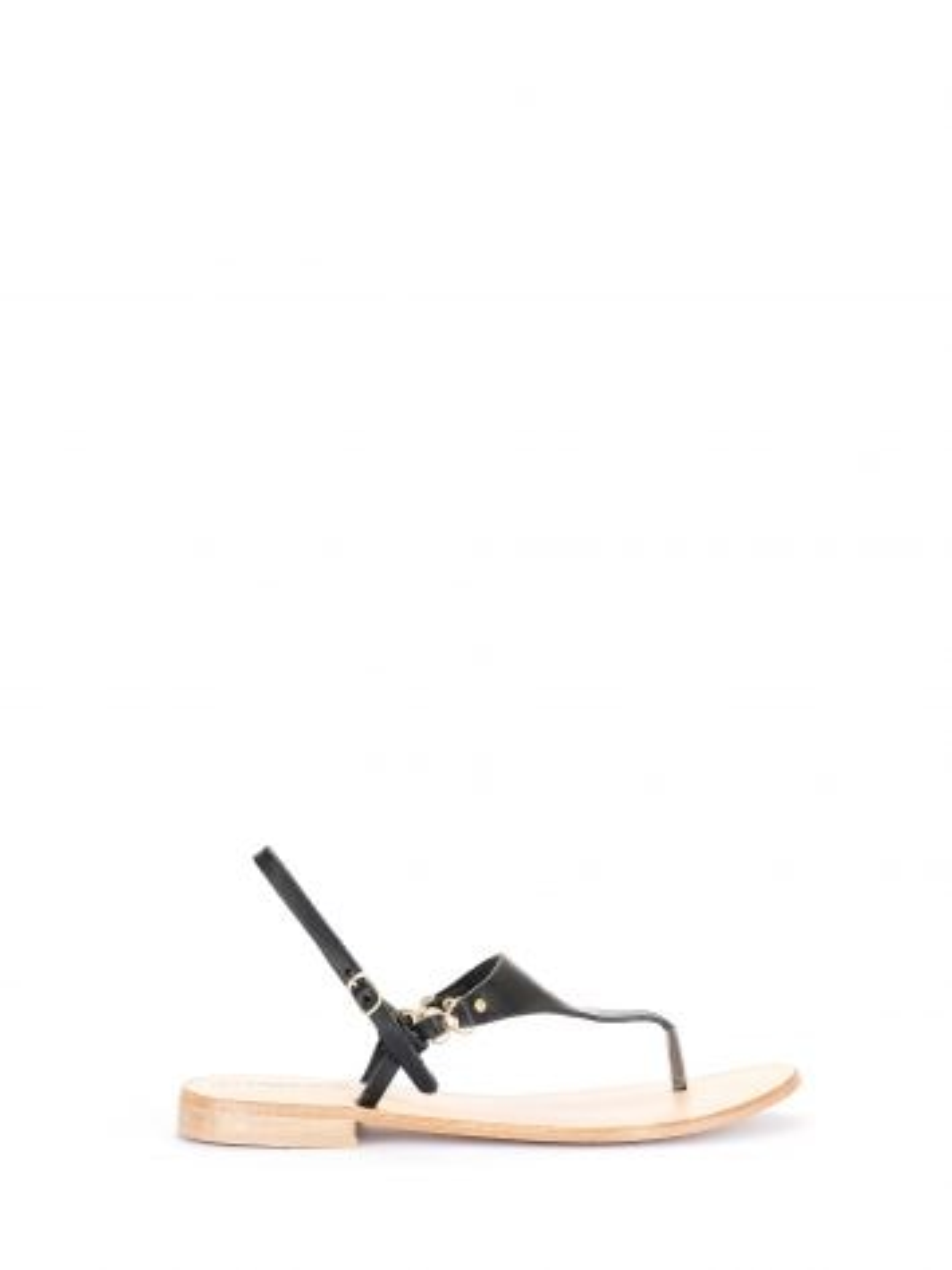 Leather thong sandals Leather thong sandals Rinascimento