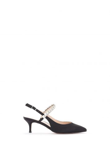 Chaussures slingback bijou Chaussures slingback bijou Rinascimento