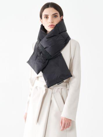 Puffer scarf Puffer scarf Rinascimento