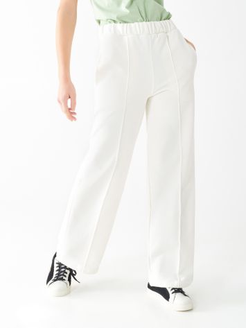 Wide leg comfy trousers Wide leg comfy trousers Rinascimento