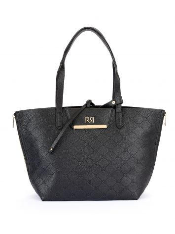 Tote bag with monogram Tote bag with monogram Rinascimento