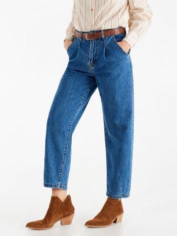High-waisted jeans High-waisted jeans Rinascimento
