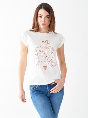 Cotton T-shirt Cotton T-shirt Rinascimento