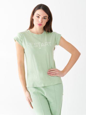 Restart T-shirt Restart T-shirt Rinascimento