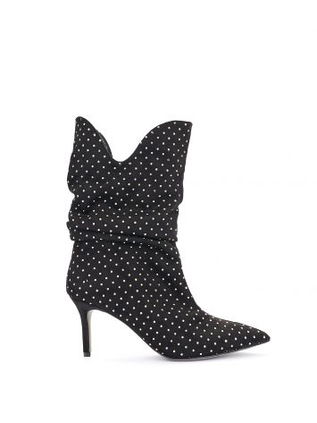 Ankle boots with studs Ankle boots with studs Rinascimento