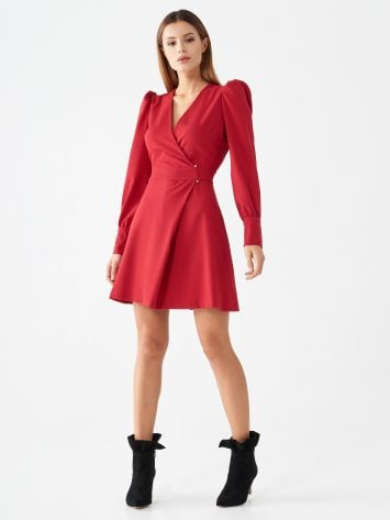 Short crossover dress Short crossover dress Rinascimento