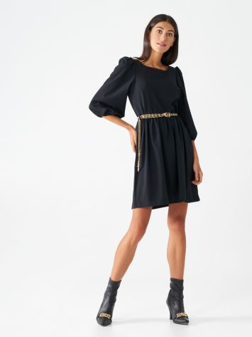 Short dress with puff sleeves Short dress with puff sleeves Rinascimento