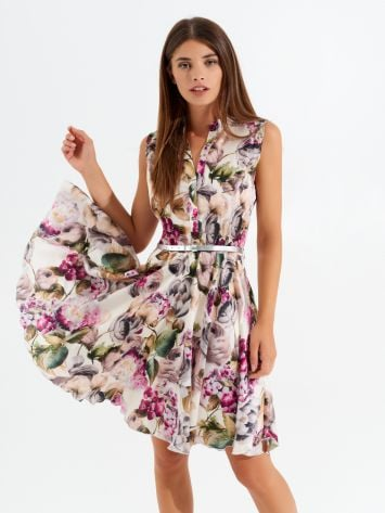 Flower bomb dress Flower bomb dress Rinascimento