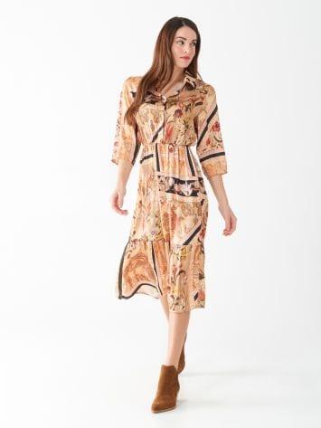 Boheme gypsy dress Boheme gypsy dress Rinascimento