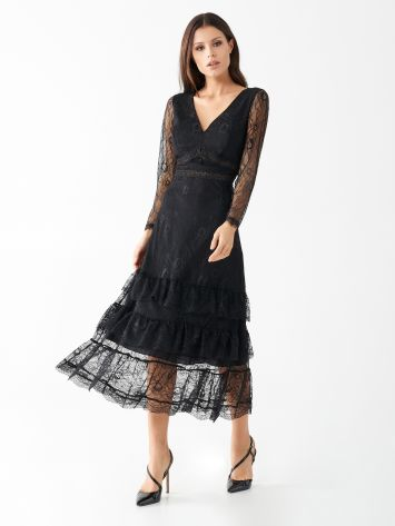 Midi lace dress Midi lace dress Rinascimento