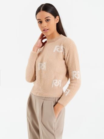 Monogram jumper
