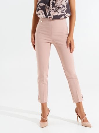 Pantaloni Tailleur