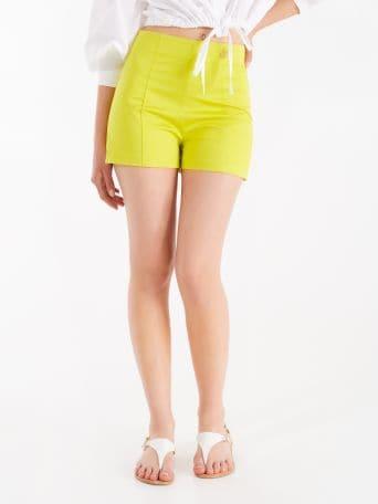 Sateen shorts
