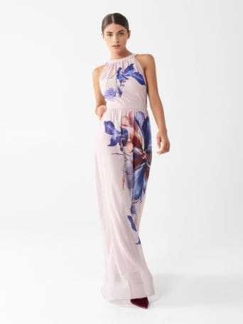 Long floral dream dress